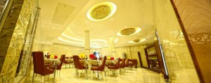 رستوران هتل انصار مشهد