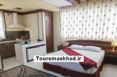 هتل اولیا مشهد