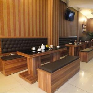 کافی شاپ هتل جواهری شرق