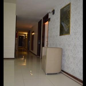 راهرو هتل جواهری شرق