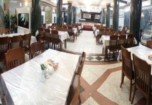 رستوران هتل خیام مشهد