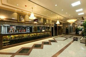لابی هتل خیام مشهد