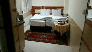 تصویر اتاق هتل آپارتمان اخوان مشهد