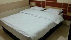نمای اتاق هتل آپارتمان اخوان مشهد