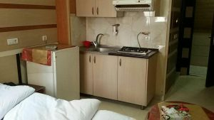 عکس اتاق هتل آپارتمان اخوان مشهد