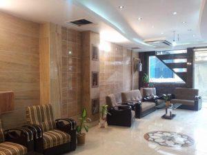 عکس لابی هتل آپارتمان صوفیان مشهد
