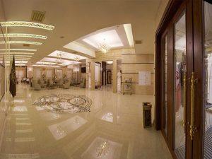 لابی هتل حلما مشهد