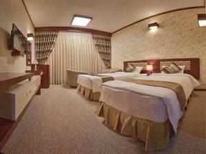 اتاق هتل حلما مشهد