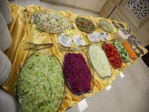 رستوران هتل حلما مشهد