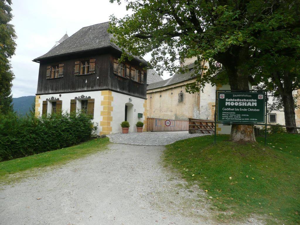 قلعه موشم اتریش