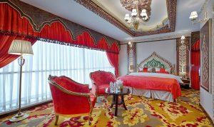 سوییت جوبیلی تایلند هتل الماس 2 مشهد