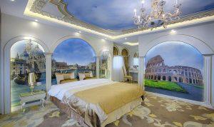 سوییت فلورنتاین ایتالیا هتل الماس 2 مشهد