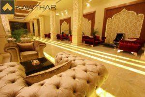 عکس لابی هتل کوثر ناب مشهد