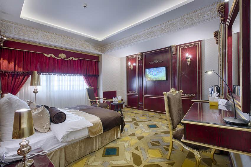 اتاق 2 تخته برلیان هتل الماس 2 مشهد