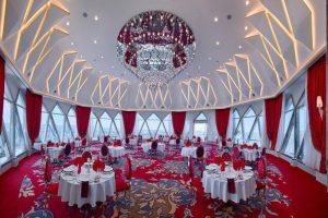 رستوران گردان هتل الماس 2 مشهد