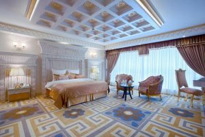سوییت پرزیدنت پاسارگاد هتل الماس 2 مشهد