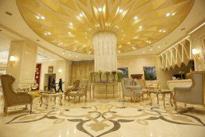 لابی لانژ هتل الماس 2 مشهد