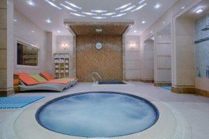 جکوزی هتل الماس 2 مشهد