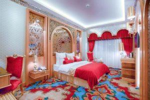 اتاق 2 تخته هتل الماس 2 مشهد