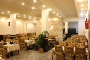 رستوران هتل ارگ مشهد