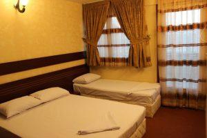 تصویر اتاق هتل ارگ مشهد