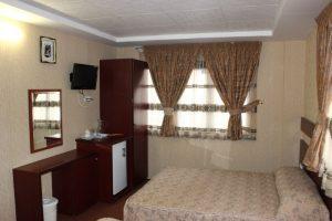 اتاق هتل ارگ مشهد