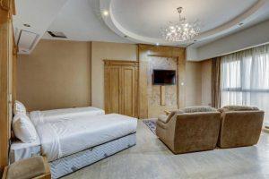 عکس اتاق هتل کوثر ناب مشهد