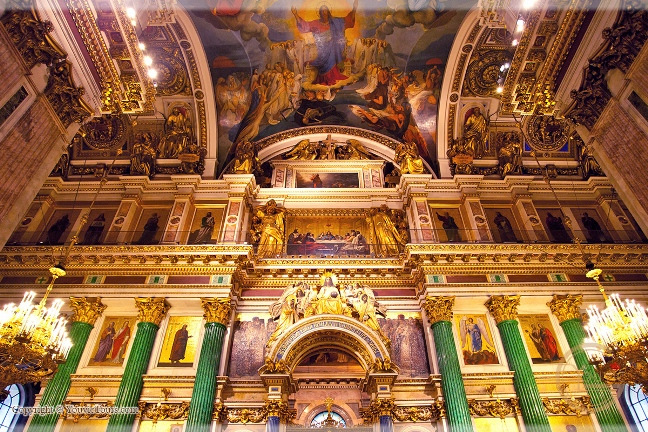 st_petersburg_cathedral_of_our_lady_of_kazan_inside