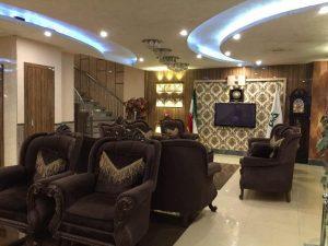 لابی هتل سقا مشهد