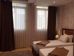 اتاق هتل آپارتمان سقا مشهد
