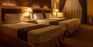 اتاق هتل اطلس مشهد
