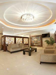 عکس لابی هتل صابر مشهد