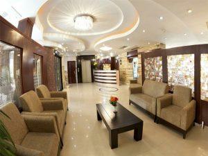 لابی هتل صابر مشهد