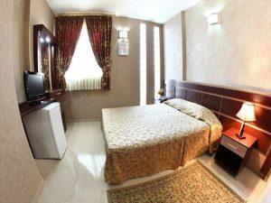 عکس اتاق هتل صابر مشهد