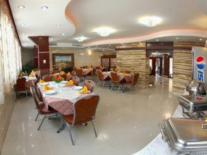 رستوران هتل صابر مشهد