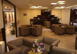 عکس لابی هتل اطلس مشهد
