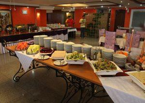 رستوران هتل اطلس مشهد