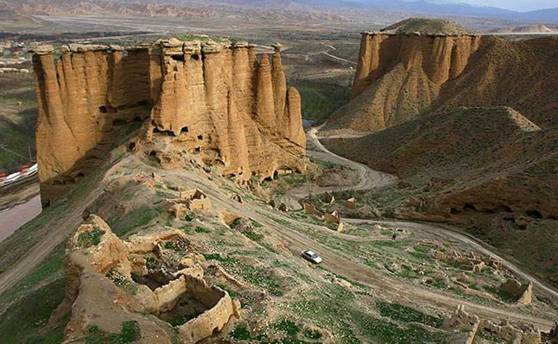 دودکش جن زنجان