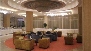 لابی هتل هما 1 مشهد
