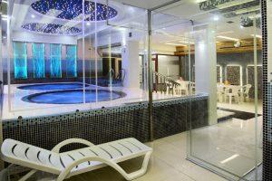 مجموعه آبی هتل ایران مشهد