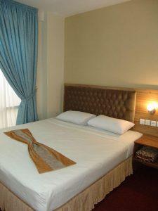 عکس اتاق هتل صادقیه مشهد