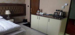 عکس اتاق هتل هرمس مشهد