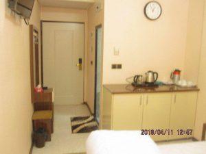 تصویر اتاق هتل هرمس مشهد