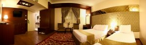 اتاق سه تخته هتل مشهد