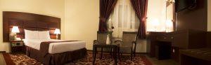 اتاق دو تخته هتل مشهد