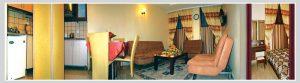 عکس اتاق هتل فرهاد مشهد