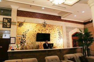 پذیرش هتل محلات مشهد