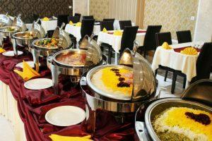 عکس رستوران هتل محلات مشهد