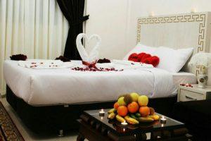 تصویر اتاق هتل محلات مشهد