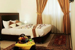 عکس اتاق هتل محلات مشهد